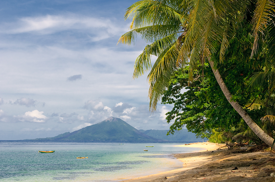indonesien Banda Islands - Resa till Indonesien